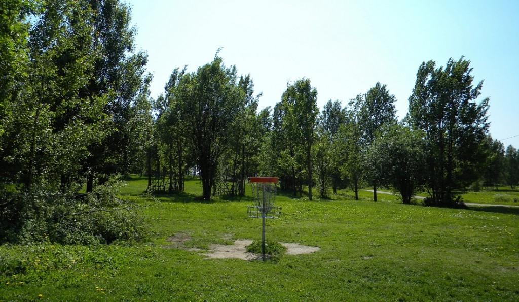 Frisbeegolf Rata